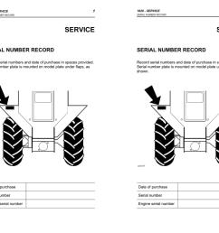 ditch witch 1820 operators manual [ 1024 x 791 Pixel ]