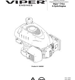 viper 173cc 4 cycle engine [ 791 x 1024 Pixel ]