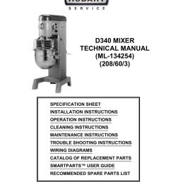 d340 mixer technical manual [ 791 x 1024 Pixel ]
