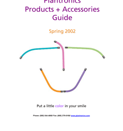 plantronics products accessories guide nedco [ 791 x 1024 Pixel ]