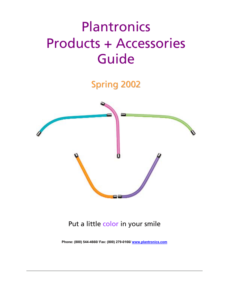 medium resolution of plantronics products accessories guide nedco