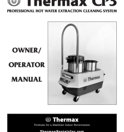 thermax wiring diagram [ 791 x 1024 Pixel ]