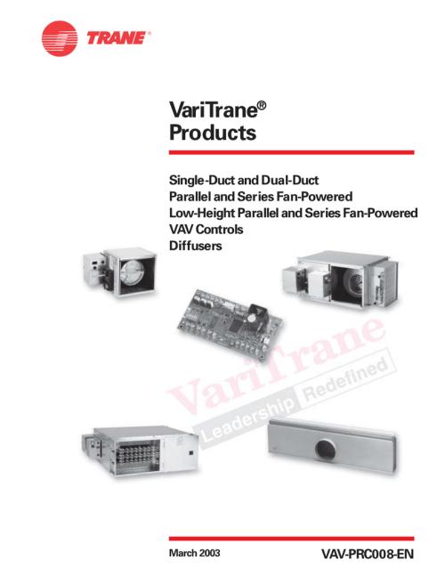 small resolution of varitrane vav boxes old styles www topsimages comvaritrane vav air valve wiring diagram simple wiring diagram