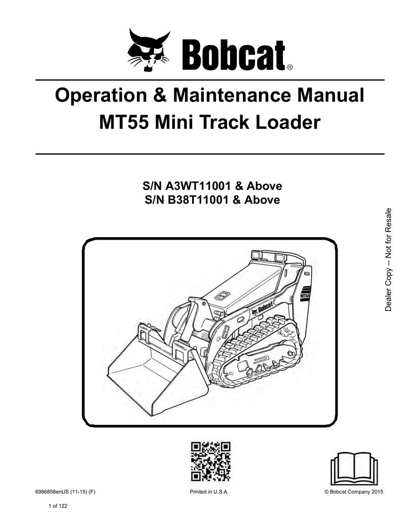 medium resolution of mt55 bobcat wire diagram