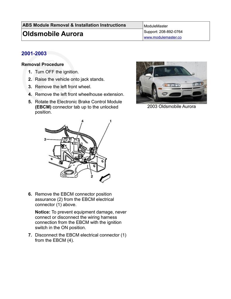 hight resolution of oldsmobile aurora