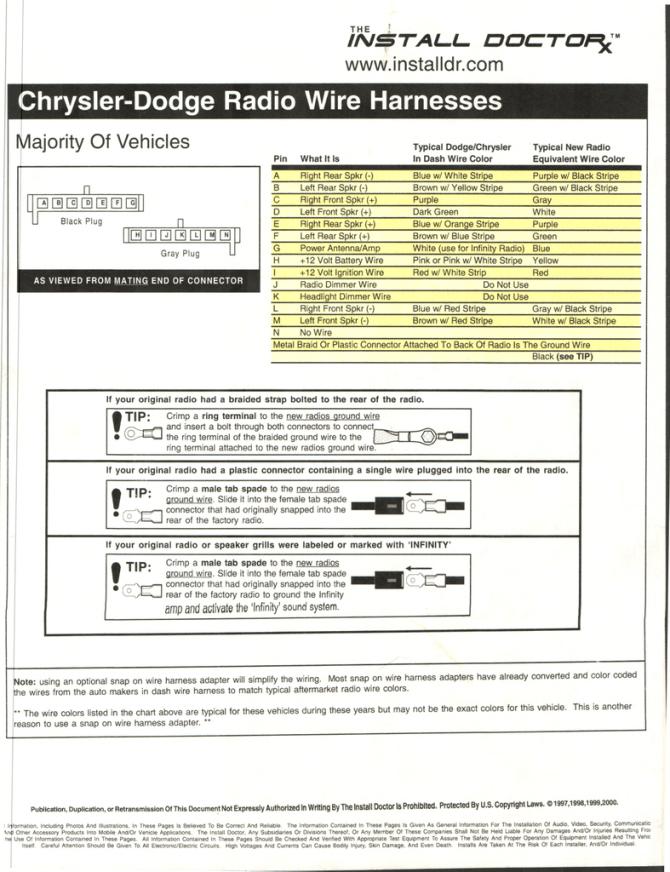 97 jeep wrangler stereo wiring diagram  manualzz