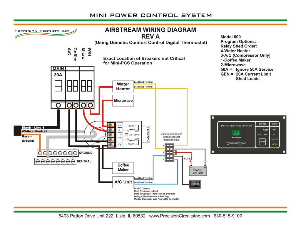 hight resolution of power control system mini system wiring airstream a