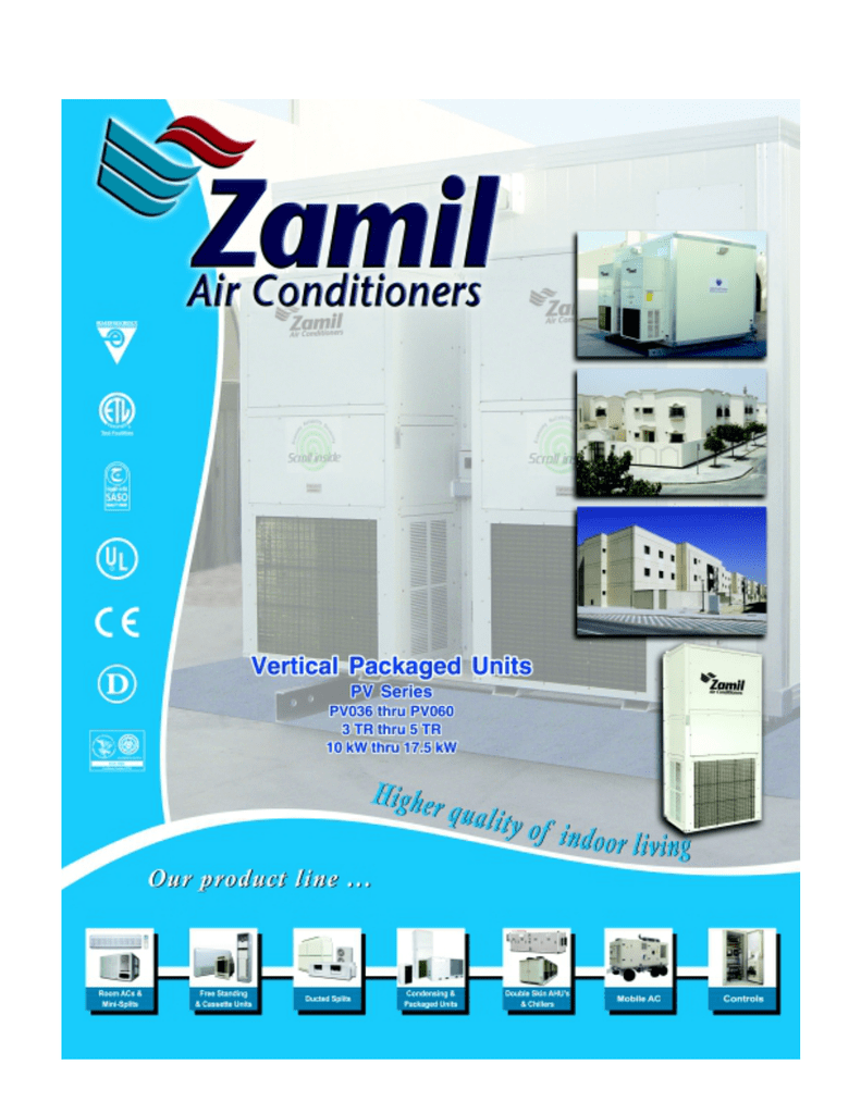 hight resolution of vertical packaged units zamil air conditioners