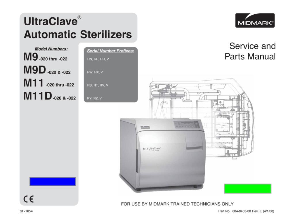 medium resolution of m9 d m11 d sterilizer autoclave solutions manualzz com midmark autoclave m11 wiring diagram