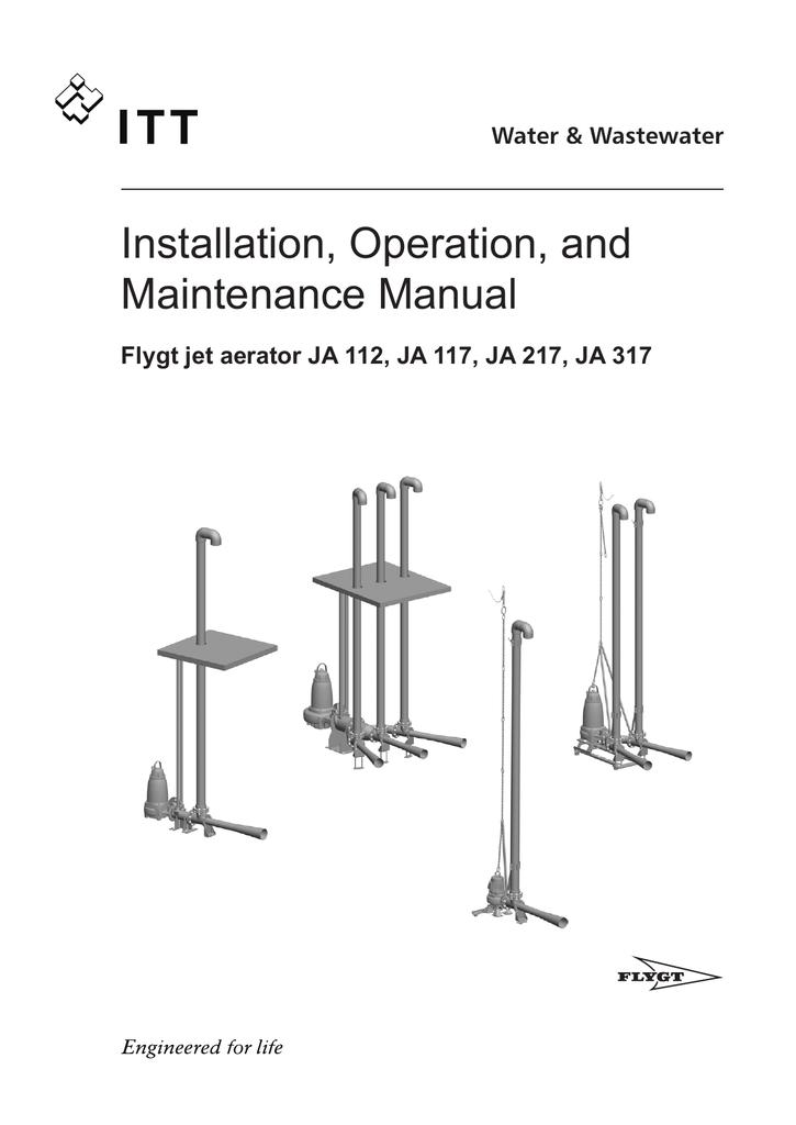 Flygt 3085 Manual