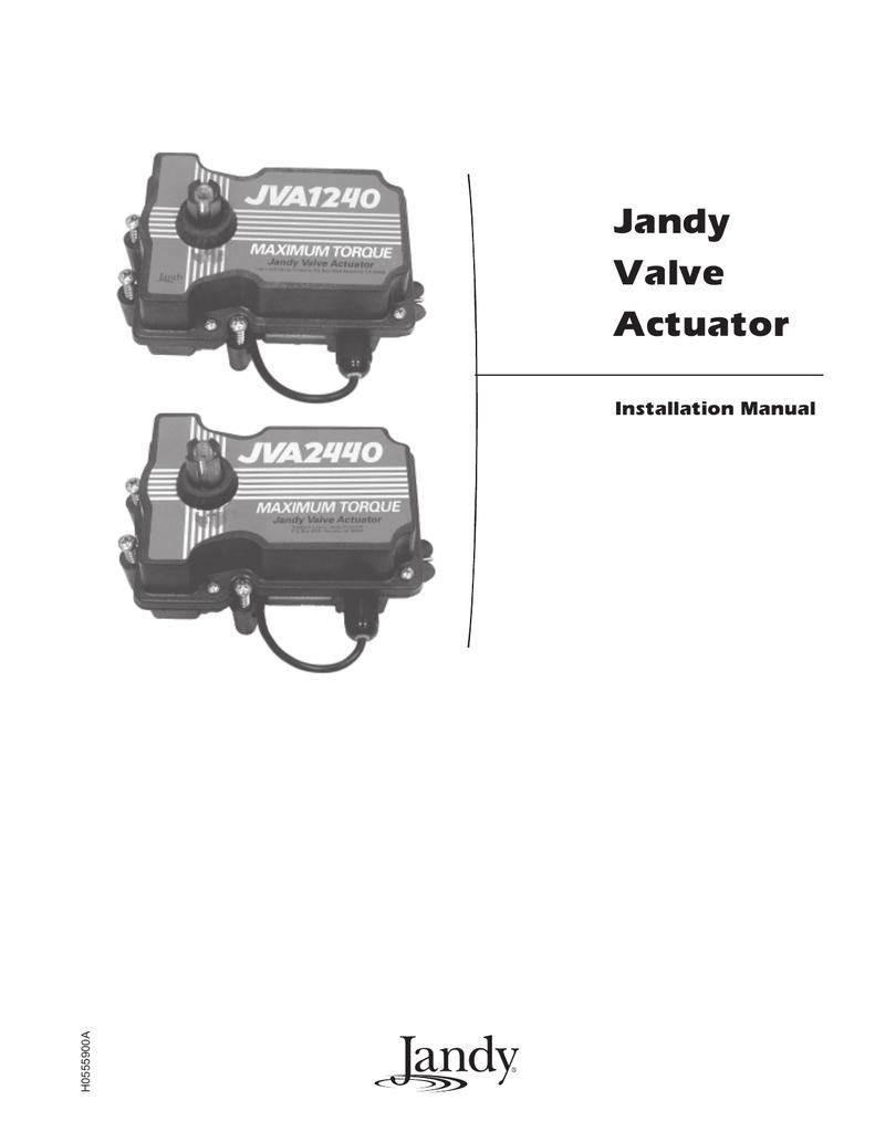 medium resolution of jandy valve actuator manatron diagnostic inc