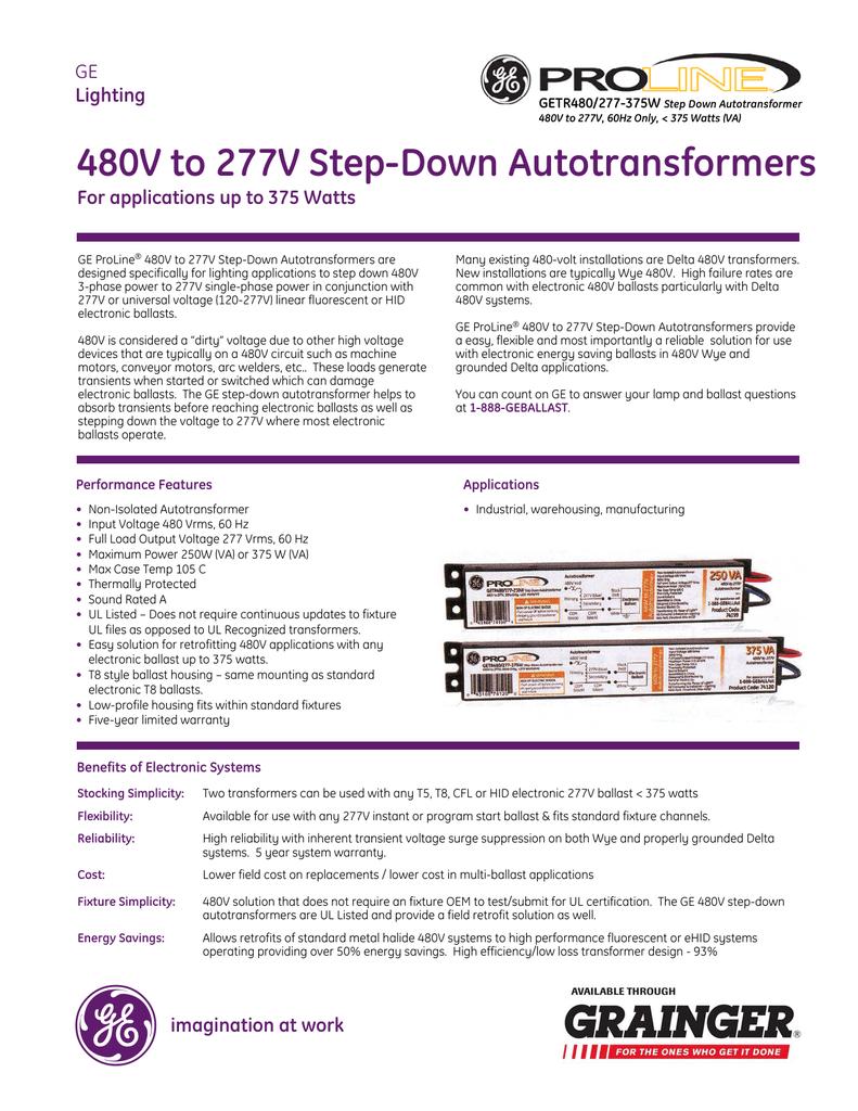 medium resolution of 480v to 277v step down autotransformers