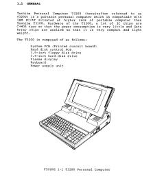 toshiba t3200 maintenance manual [ 795 x 1024 Pixel ]