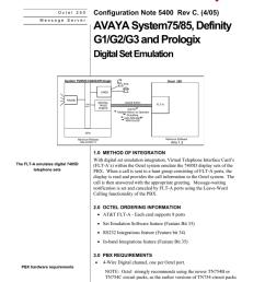 avaya system75 85 definity g1 g2 g3 and prologix [ 791 x 1024 Pixel ]
