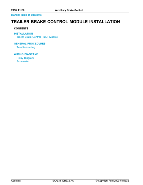 small resolution of trailer brake control module installation manualzz comtbc wiring diagram 10