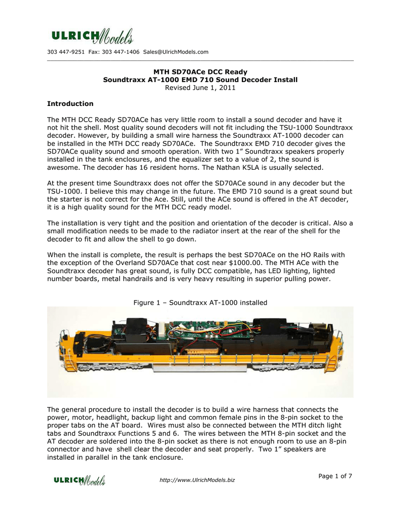 hight resolution of mth sd70ace dcc ready