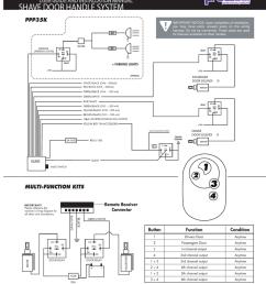 shave door handle system wiring d manualzz com remote shaved door wiring diagrams [ 791 x 1024 Pixel ]
