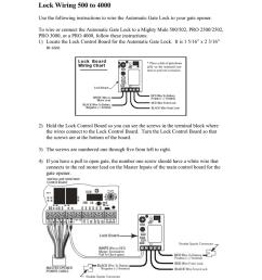 five lock wire diagram [ 791 x 1024 Pixel ]
