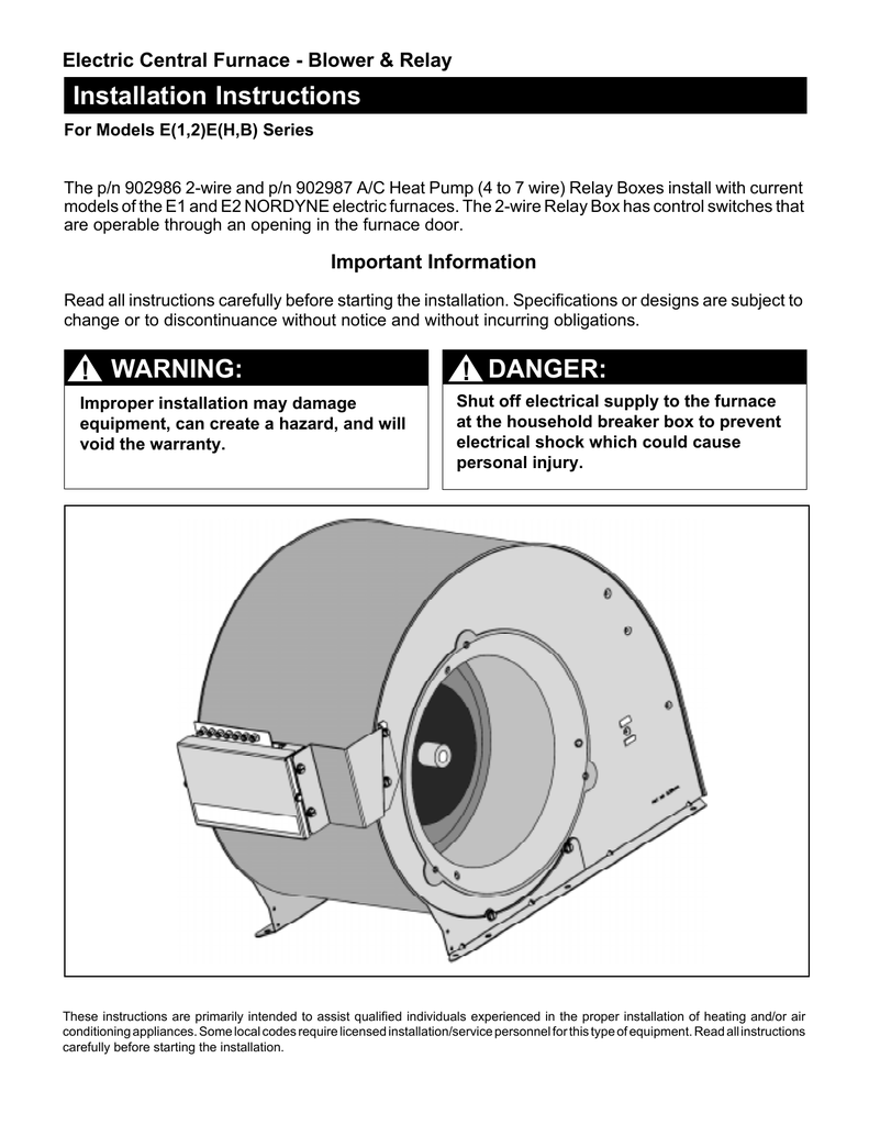 medium resolution of electric central furnace