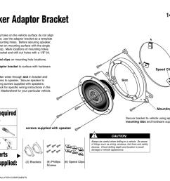 scosche stereo dash kits installation instructions [ 1024 x 810 Pixel ]