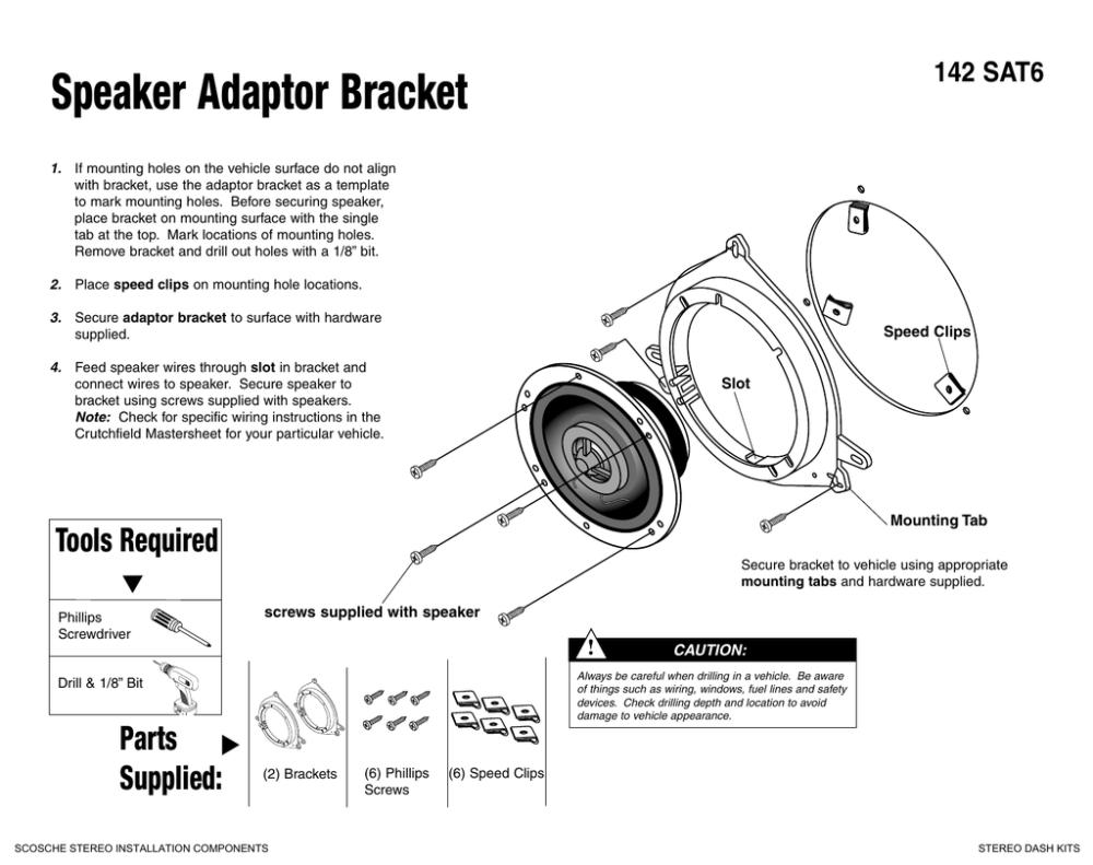 medium resolution of scosche stereo dash kits installation instructions