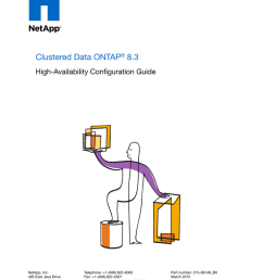 clustered data ontap 8 3 high availability configuration [ 796 x 1024 Pixel ]