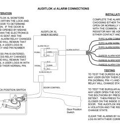 auditlok xl alarm output wiring diagram [ 1024 x 791 Pixel ]
