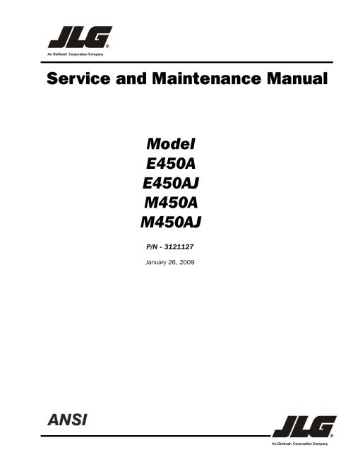 small resolution of jlg e 450 wiring schematics wiring diagram for you jlg e 450 wiring schematics