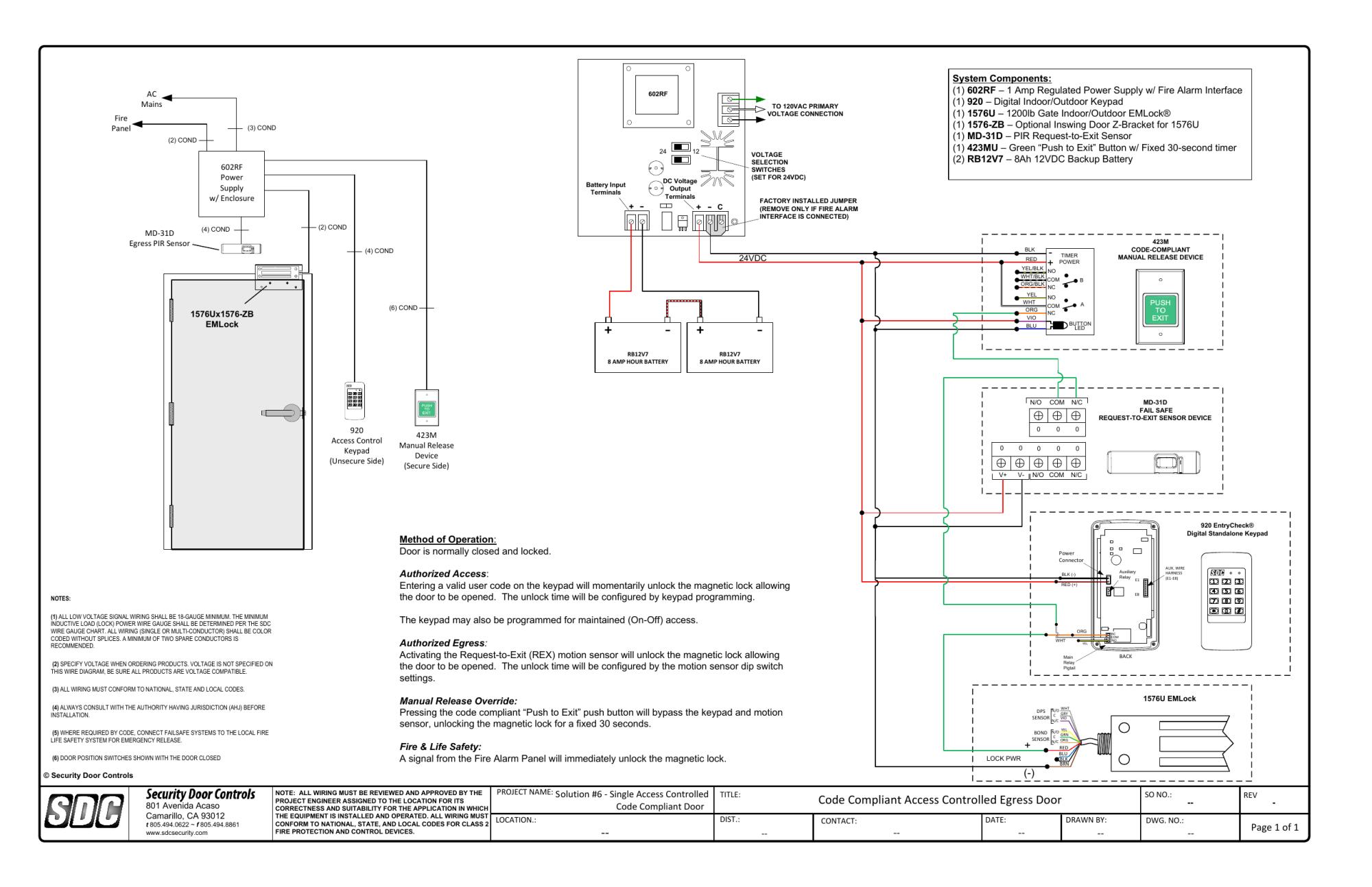 hight resolution of low voltage wiring diagram door