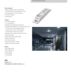 clever tridonic emergency ballast wiring diagram led driver best emergency lighting units em converterled basic [ 1241 x 1754 Pixel ]