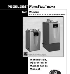 purefire pf 50 peerless boilers [ 1275 x 1651 Pixel ]