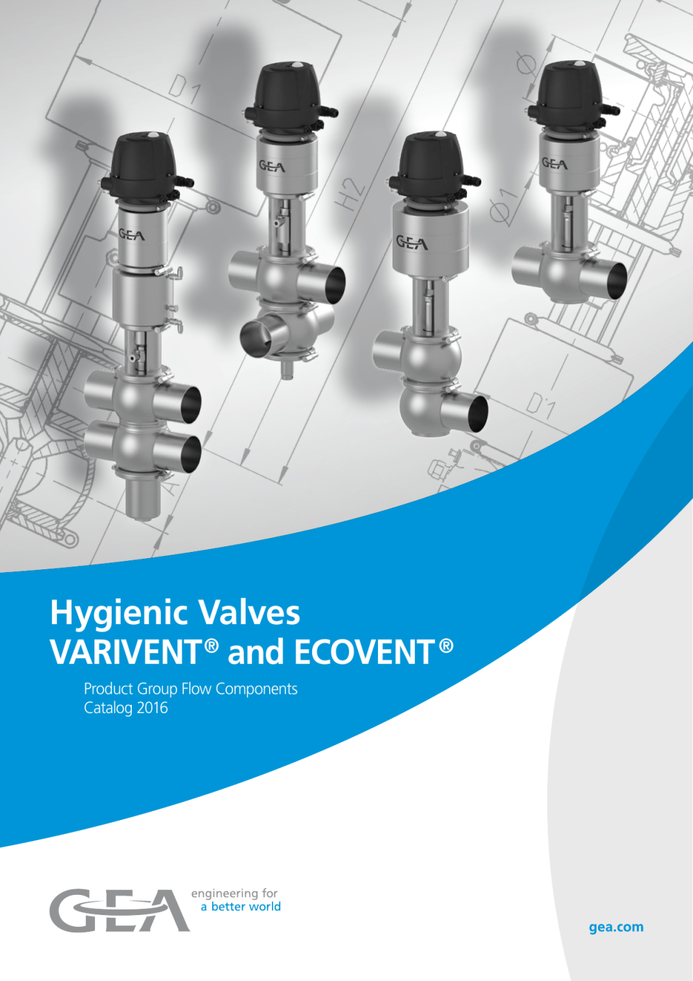 medium resolution of hygienic valves varivent and ecovent