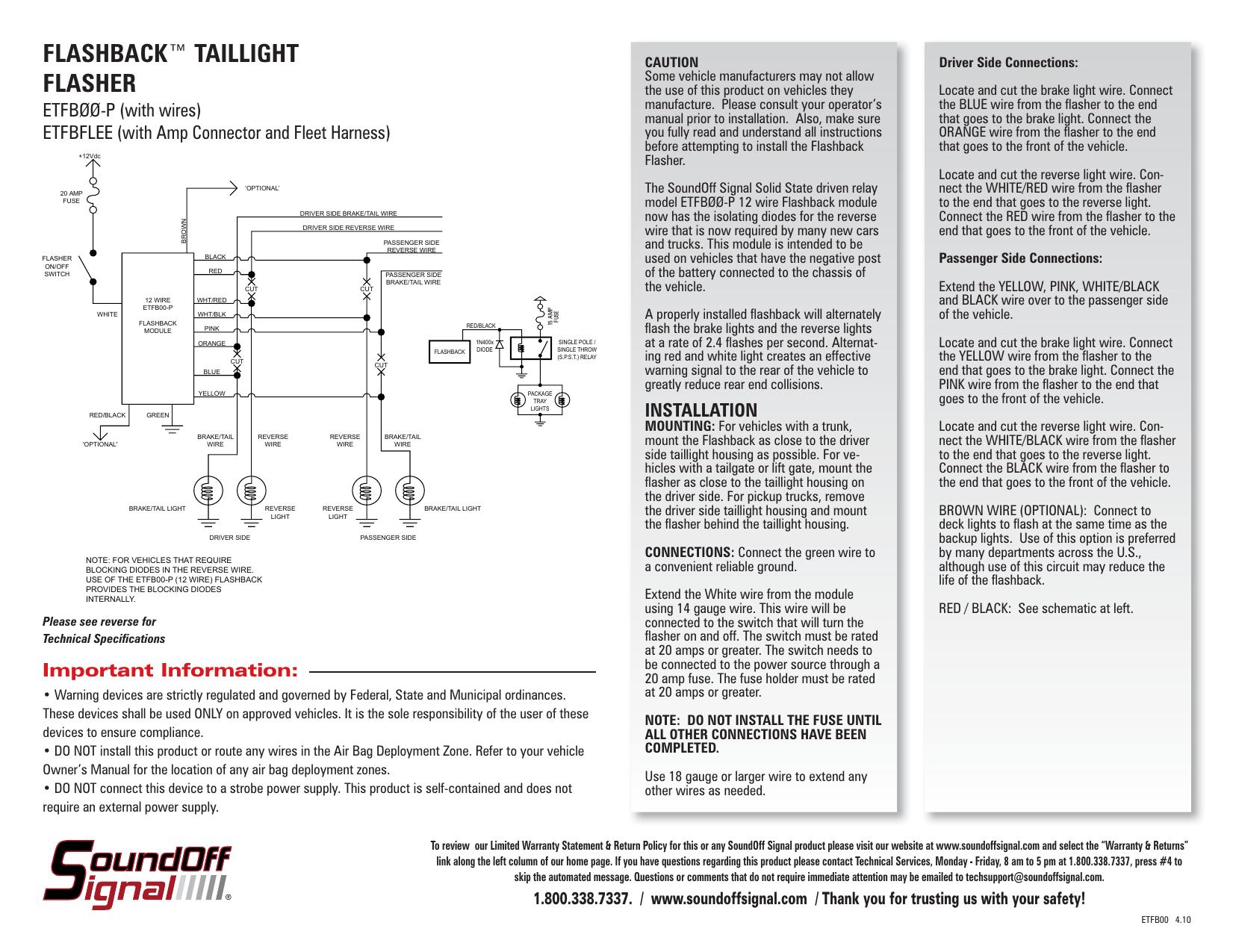 hight resolution of flashback wiring diagram