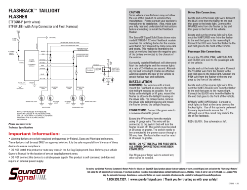 small resolution of flashback wiring diagram