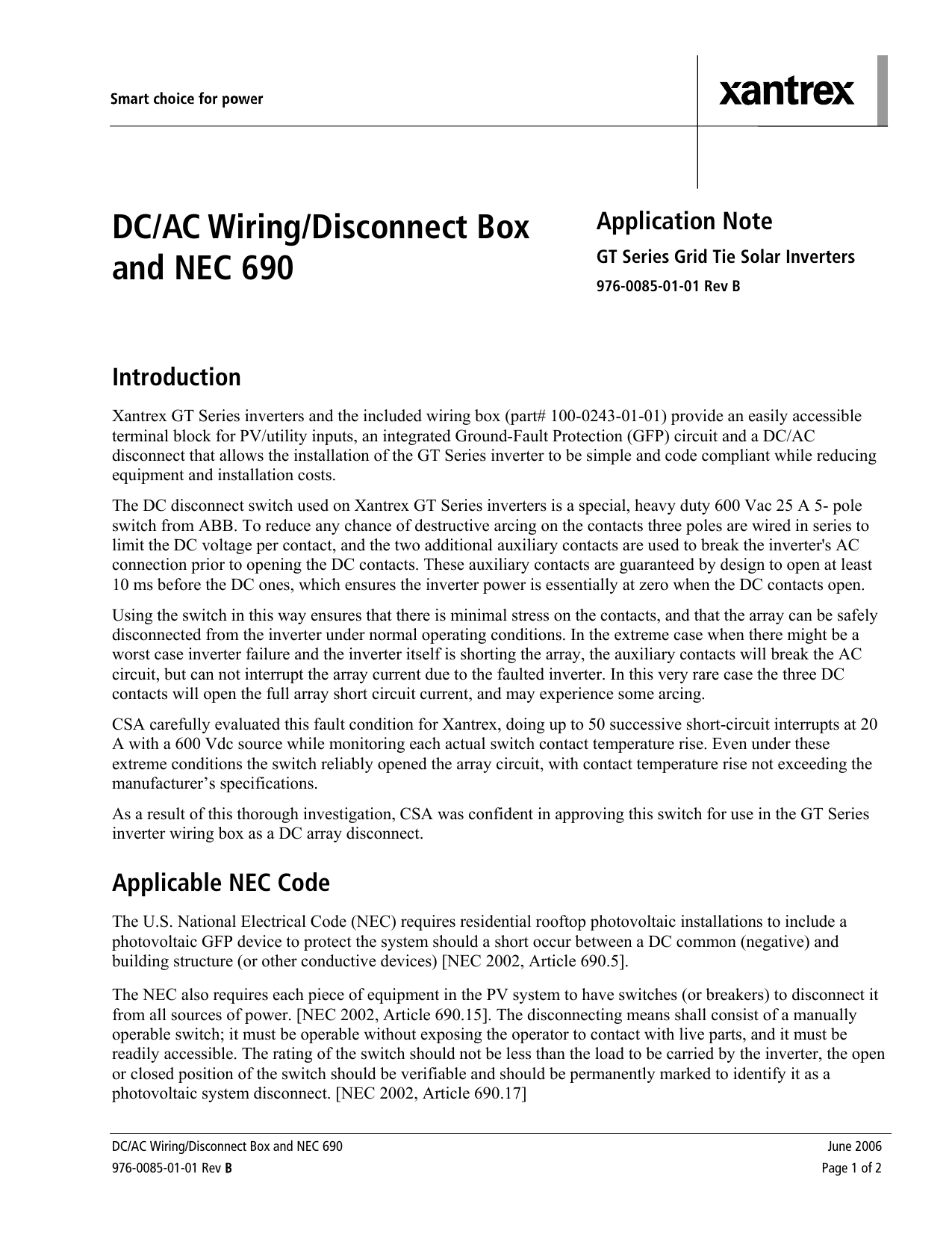 hight resolution of dc ac wiring disconnect box and nec 690