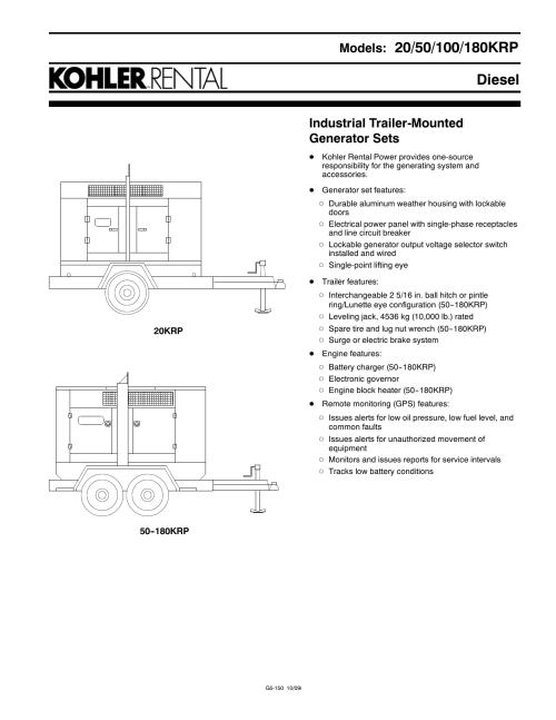 small resolution of kohler industrial generator wiring diagram