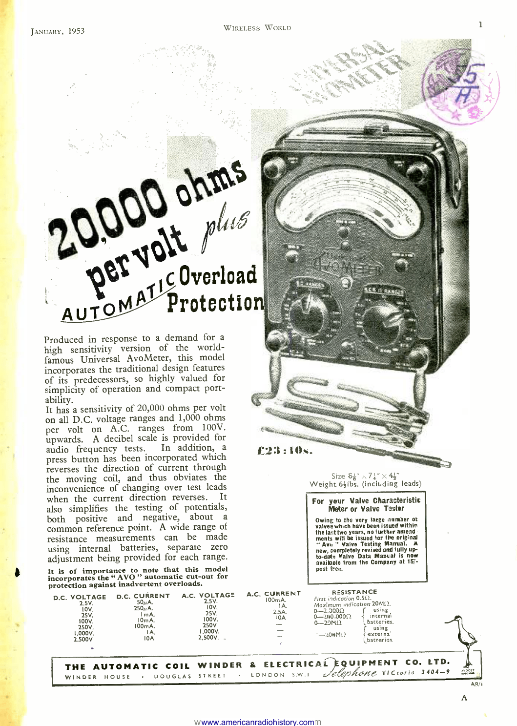 hight resolution of as protection american radio history