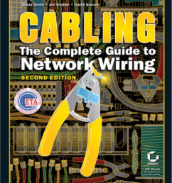 cabling the complete guide to network wiring [ 826 x 990 Pixel ]