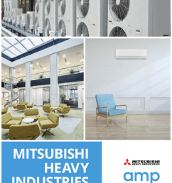 mitsubishi heavy industry wiring diagram [ 1040 x 1453 Pixel ]