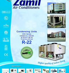 cdx series pmd zamil air conditioners [ 1092 x 1440 Pixel ]