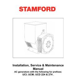 manual stamford uc22 powertech engines inc [ 1241 x 1755 Pixel ]