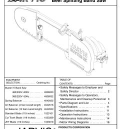 band saw wiring diagram [ 1275 x 1651 Pixel ]