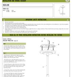 installation and wiring diagram important safety instructions read all [ 1275 x 1651 Pixel ]