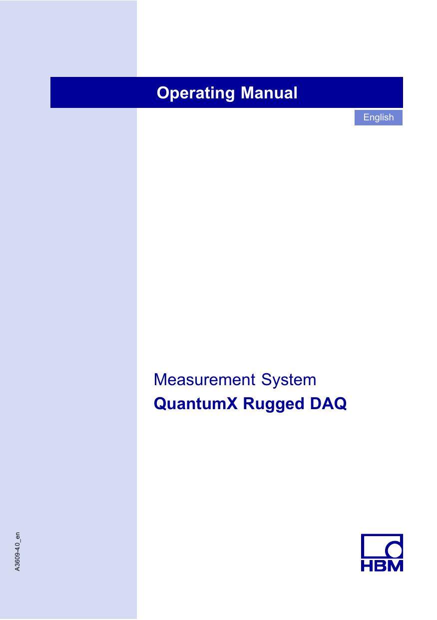 hight resolution of measurement system quantumx rugged daq operating manual