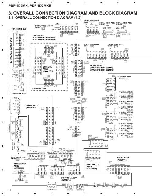 small resolution of overall connection diagram and block diagram