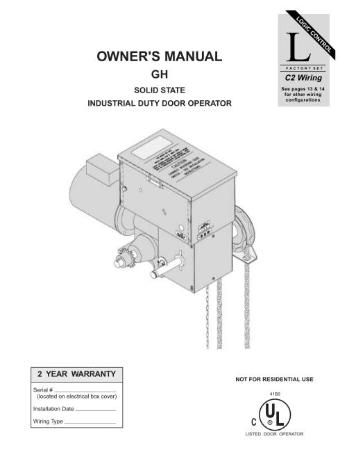 small resolution of cdo manual liftmaster link gh