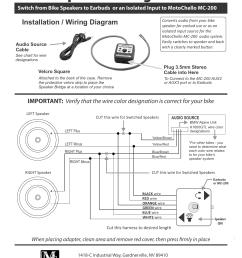 speaker bridge install diagram [ 1275 x 1651 Pixel ]