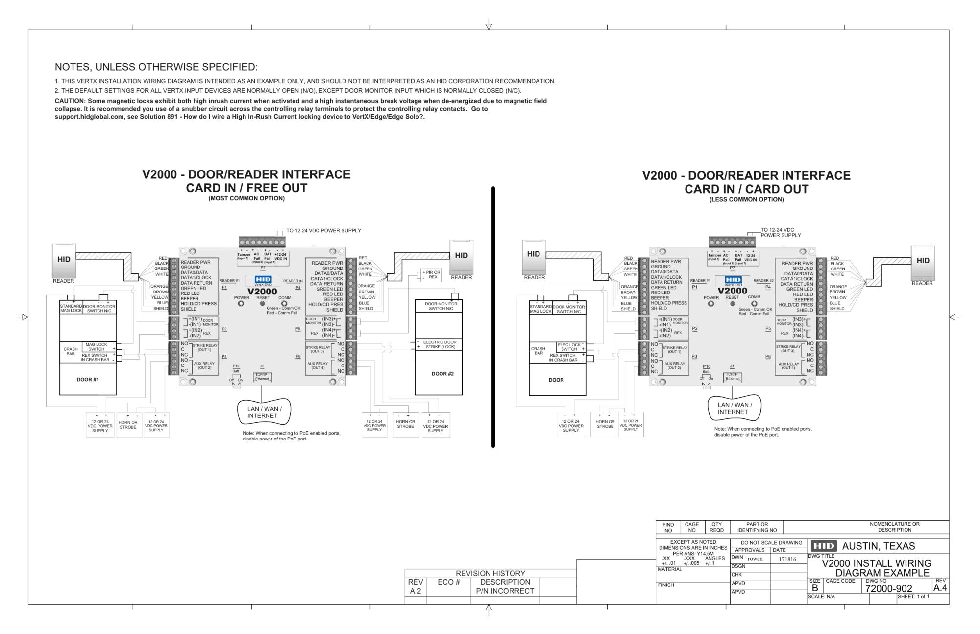hight resolution of vertx evo v2000 wiring example manualzz com v2000 wiring diagram v2000 wiring diagram