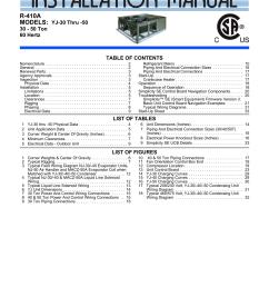 user manual fraser johnston commercial hvac systems [ 1275 x 1651 Pixel ]