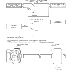 tamper wiring diagram for wiring diagram centre fire alarm tamper switch wiring diagram [ 1275 x 1651 Pixel ]